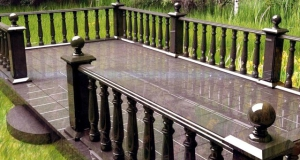 Balusters and balustrades