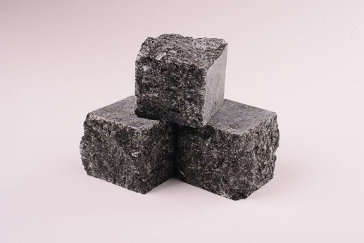 We offer granite paving stones and other products made of granite